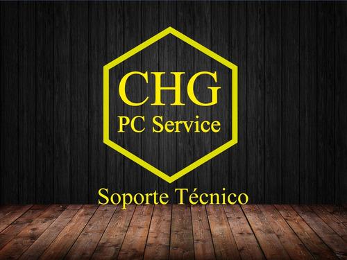 mantenimiento y reparación de computadores a domicilio