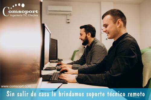 mantenimiento y reparación de computadores a domilicio