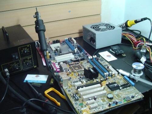 mantenimiento y reparación de computadores en cali