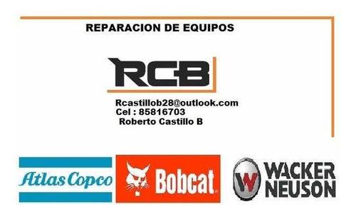 mantenimiento y reparación de equipos