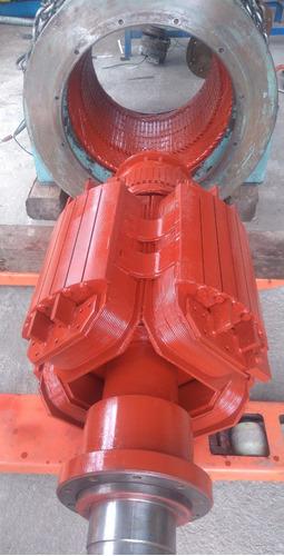 mantenimiento y reparación de generadores electricos