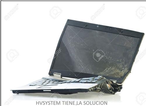 mantenimiento y reparación de laptop a domicilio