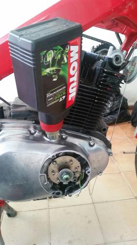 mantenimiento y reparacion de motocicletas
