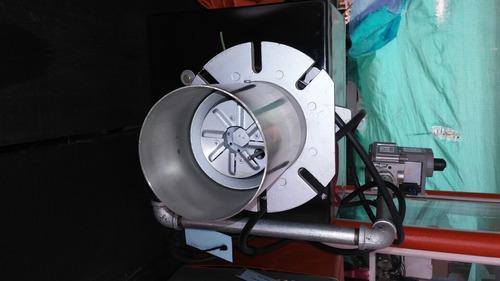mantenimiento y reparación de quemadores