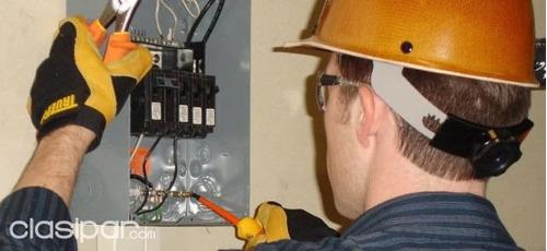 mantenimiento y reparación de sistemas eléctricos