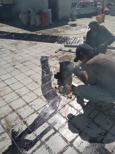 mantenimiento y reparación de techos !!!! cel: 70115785