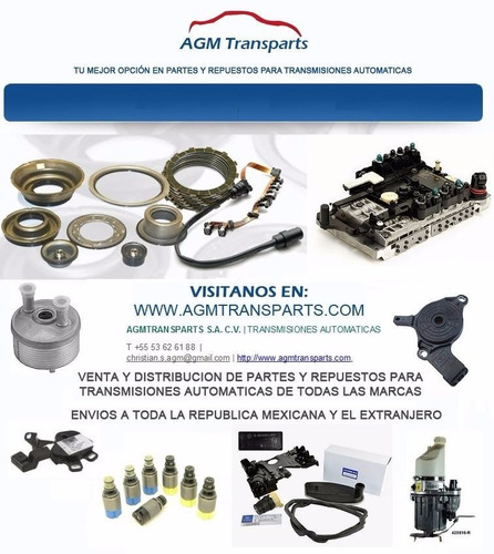 mantenimiento y reparacion de transmisiones automaticas dsg