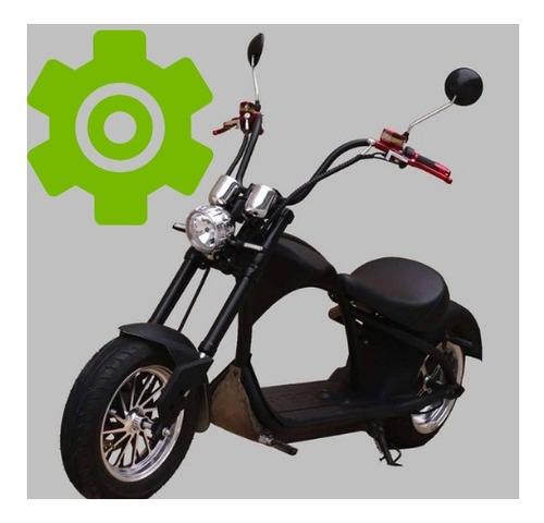 mantenimiento y reparación  para motos y scooters eléctricos