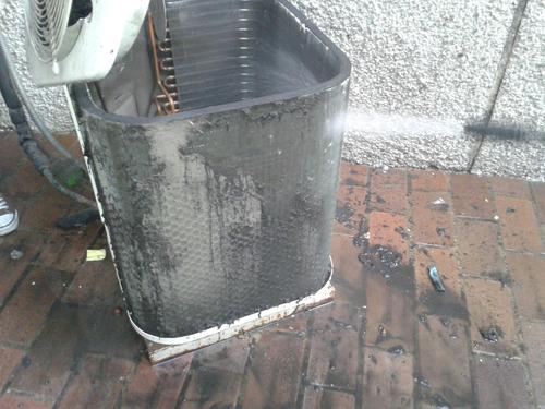 mantenimiento y reparaciones de aire acondicionado