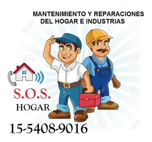 mantenimiento y reparaciones del hogar