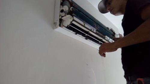 mantenimiento y sanitizado de aire acondicionado en mérida,