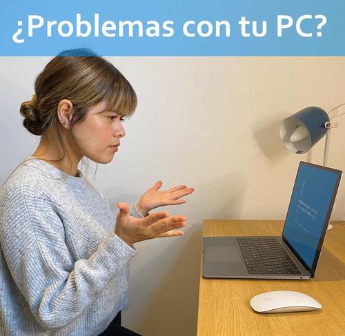 mantenimiento y seguridad de computadores