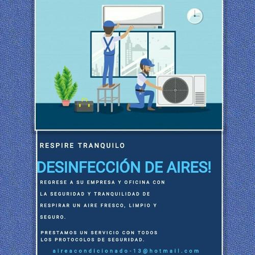 mantenimiento y servicios de aire acondicionado!