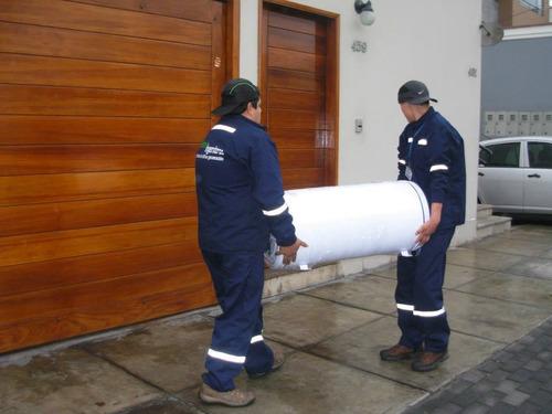 mantenimiento/reparacion e instalacion de termas a gas sole