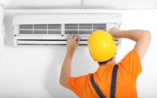 mantenimientos a equipos de aire acondicionado