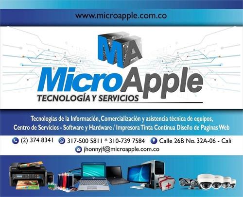 mantenimientos a equipos tecnológicos