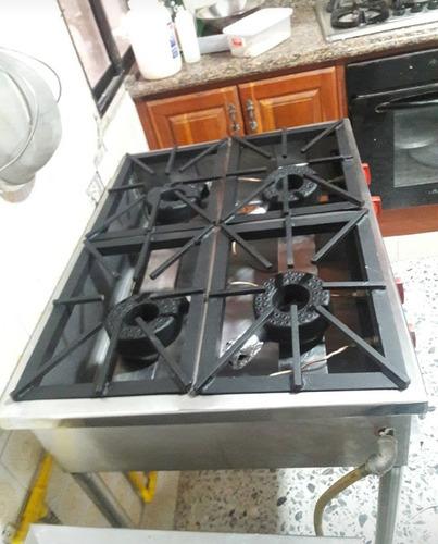 mantenimientos  de  estufas