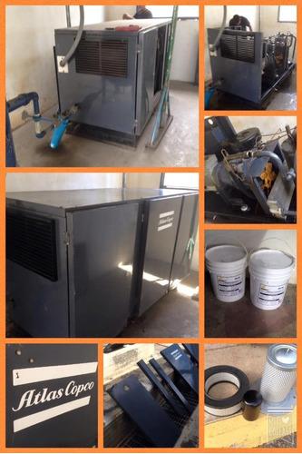 mantenimientos, repuestos y venta de compresores.