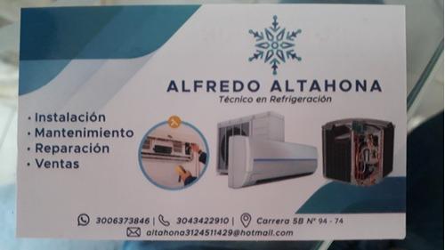 mantenimientos y instalaciones de aires acondicionados