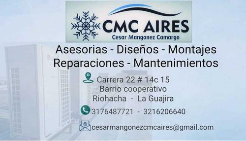 mantenimientos,instalaciones de sistemas de refrigeración
