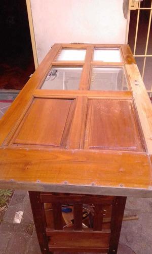 mantenimieto y restauracion de muebles y puertas de madera