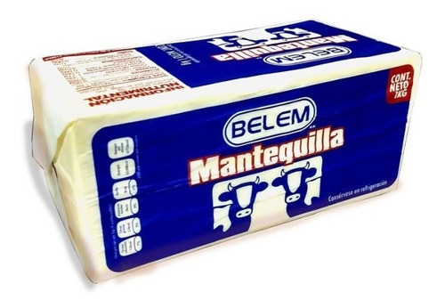 mantequilla belem