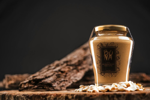 mantequilla de mani 100% natural
