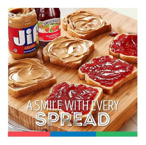mantequilla de maní jif (2 unidades)