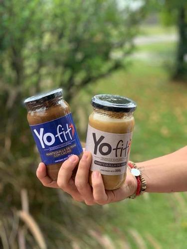 mantequilla de maní yofit busca distribuidores