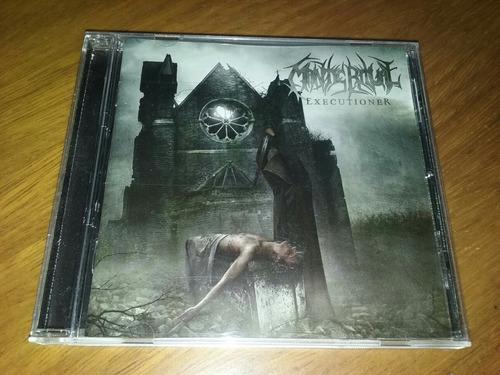 mantic ritual executioner cd  ( warbringer toxic holocaust )
