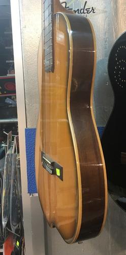mantini st-1 guitarra electrocriolla eq 4 bandas sin boca