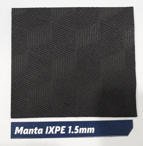 manto bajo piso ixpe 1,5mm (para vinilicos)