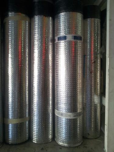 mantos aluminizados real adhesivos instalacion y venta