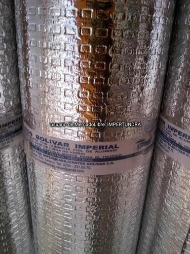 mantos asfálticos aluminizados autoadhesivos imperbolivar