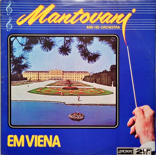 mantovani and his orchestra lp mantovani em viena 14118