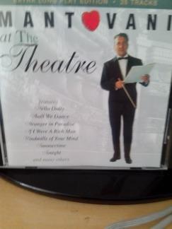 **mantovani **at the theatre**