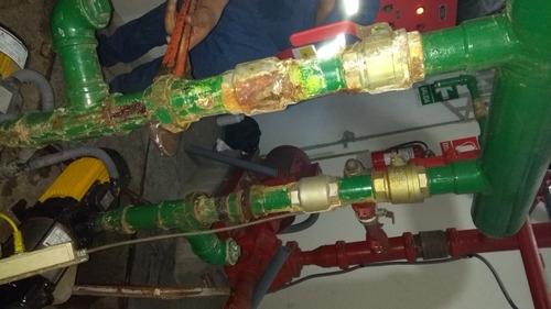 mantto bombas d agua , gasfeteria en general ,electricidad