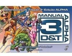 manual 3d&t alpha ? edição revisada