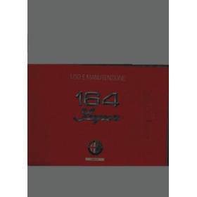 Manual Alfa Romeo 164 Original