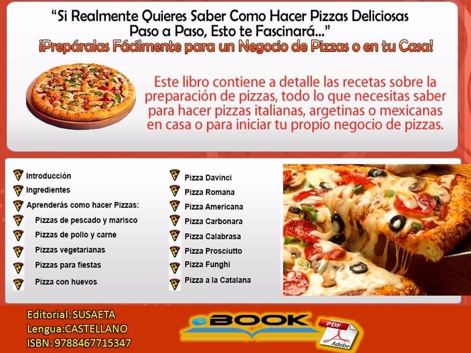 Manual aprende a hacer pizzas y conos de pizzas en pdf s 1000 en cargando zoom forumfinder Gallery