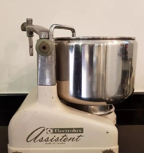 manual asistente electrolux ayudate cocina pdf