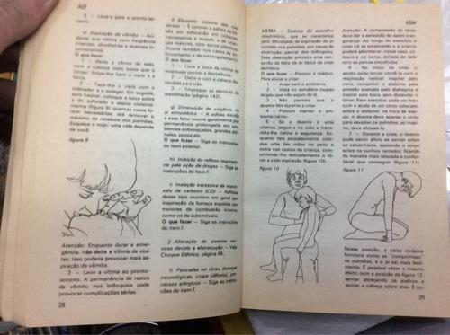 manual básico de primeros auxilios - en portugués - nova