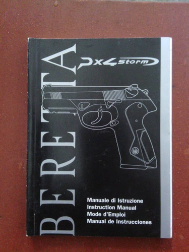 manual beretta