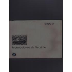Manual Bmw Serie 5