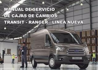 manual cajas ford ranger transit