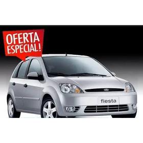 Manual Carro Taller Diagramas E Ford Fiesta 2002 - 2007 Espa