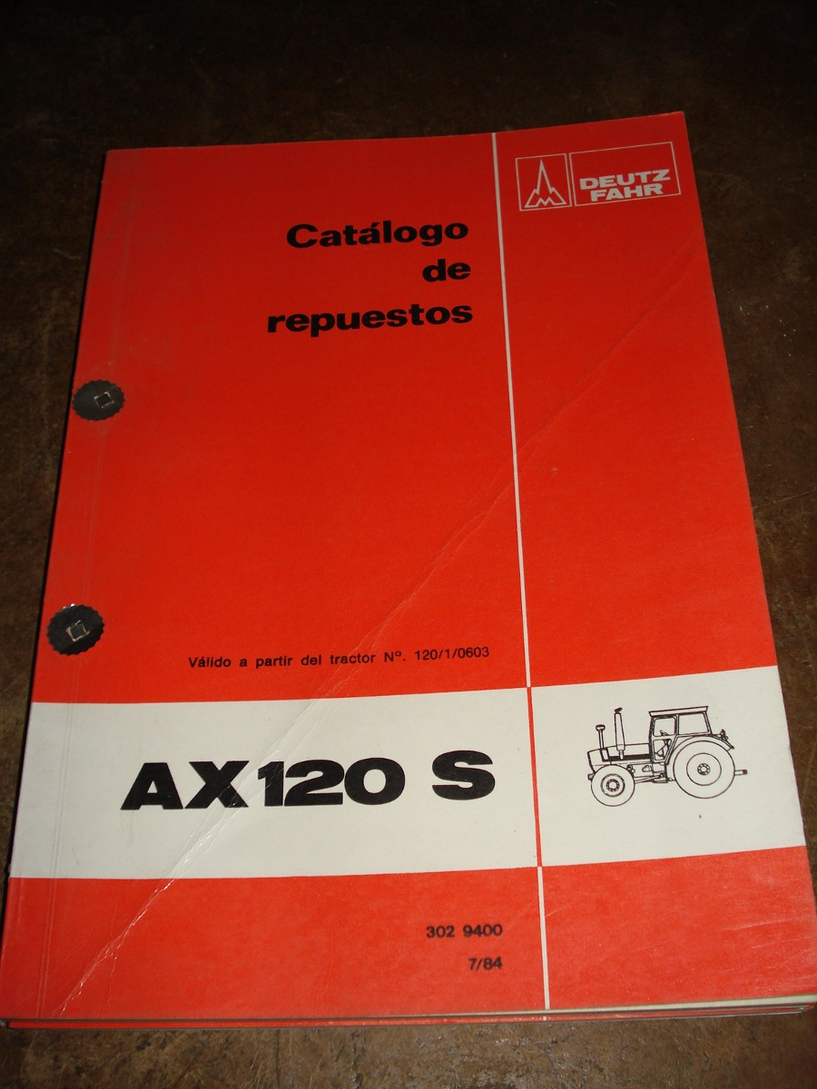 deutz ax 120 manual product user guide instruction u2022 rh testdpc co Deutz -Fahr Manual Deutz D6206 Tractor Operators Manual