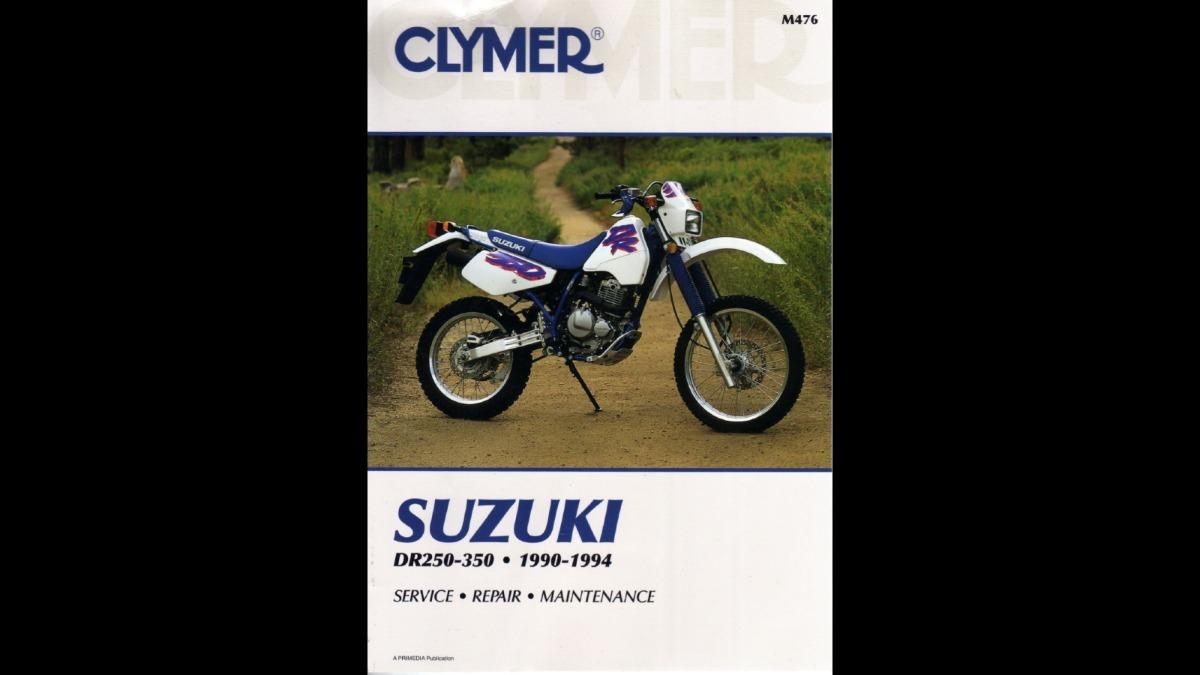 download suzuki dr250 dr 250 sp250 1982 1985 service repair manual