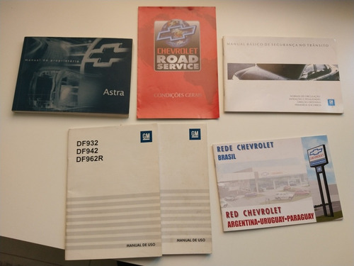 manual completo chevrolet astra