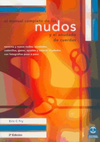 manual completo de los nudos.(libro )